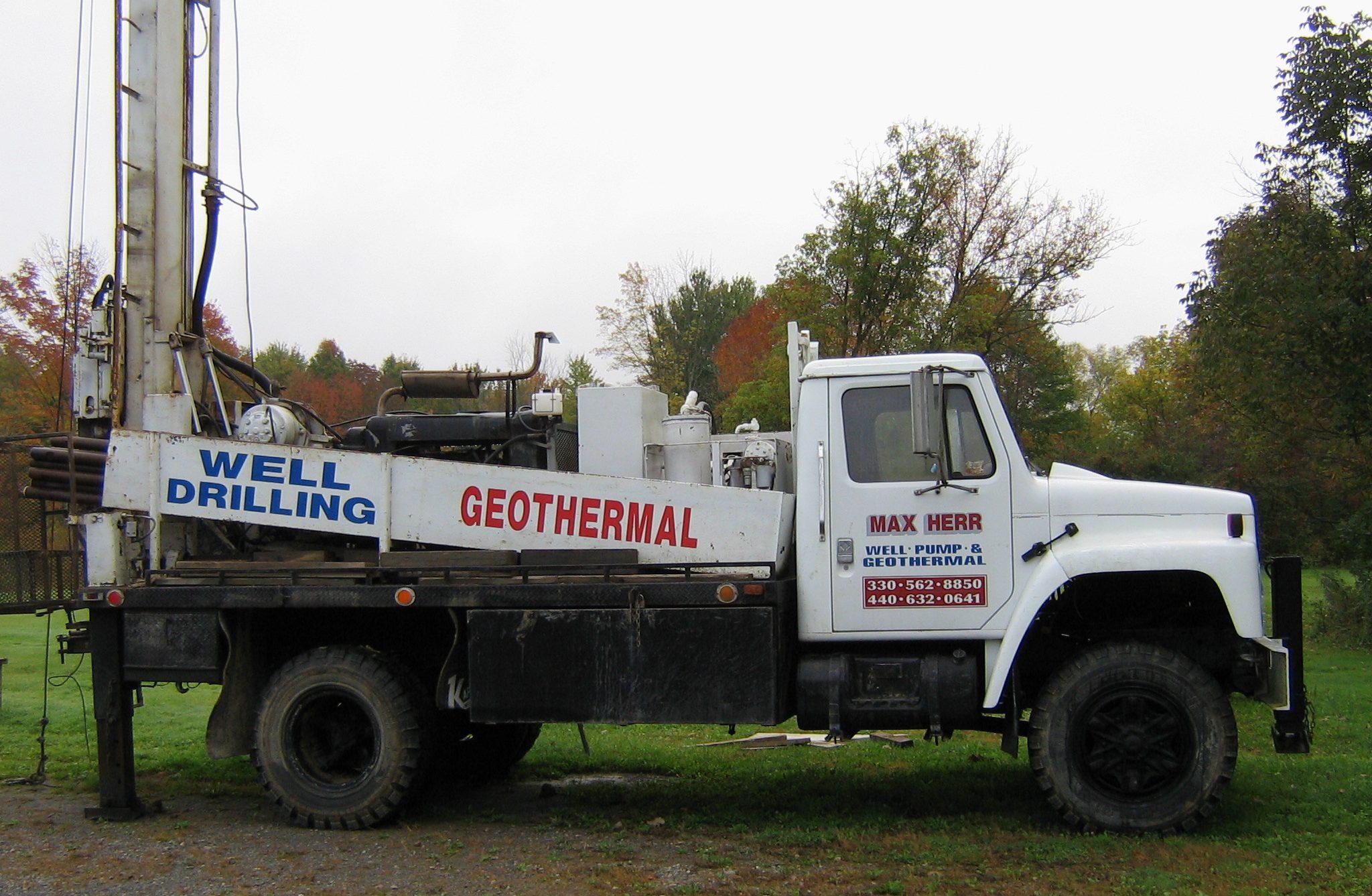 Max Herr & Sons Well Drilling & Pump Service LTD – Max Herr & Sons